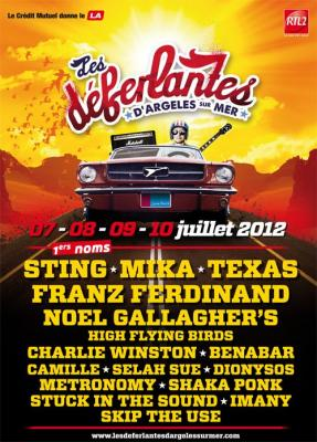 DEFERLANTES (Argelès) 6 -10 juillet 2012