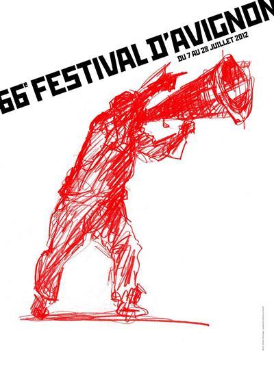 FESTIVAL D'AVIGNON (Théâtre) 7-28 Juillet 2012