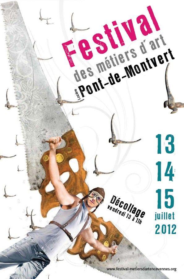 Festival des Arts & métiers au Pont de Montvert (Cévennes, 48) 13-15 Juillet 2012