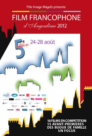 Festival du film Francophone Angoulême 24-28 août 2012