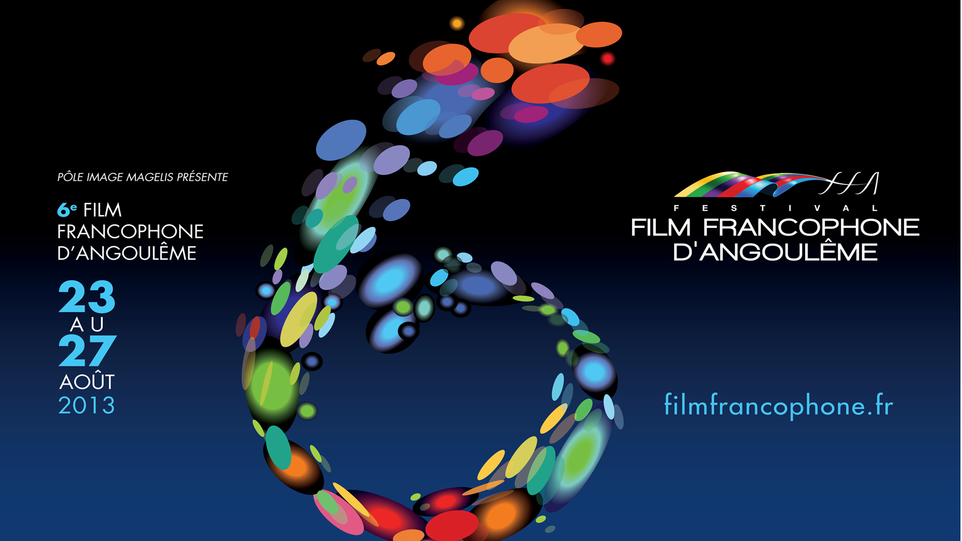 Festival du film francophone d'Angoulême 23-27 août 2014