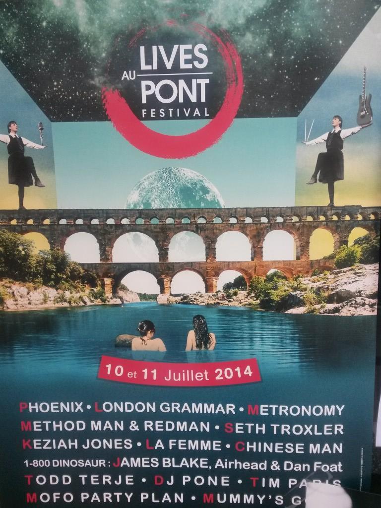 Live Pnt du Gard-Blog des festivals