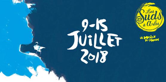 LES SUD ARLES 9-15 juillet 2018